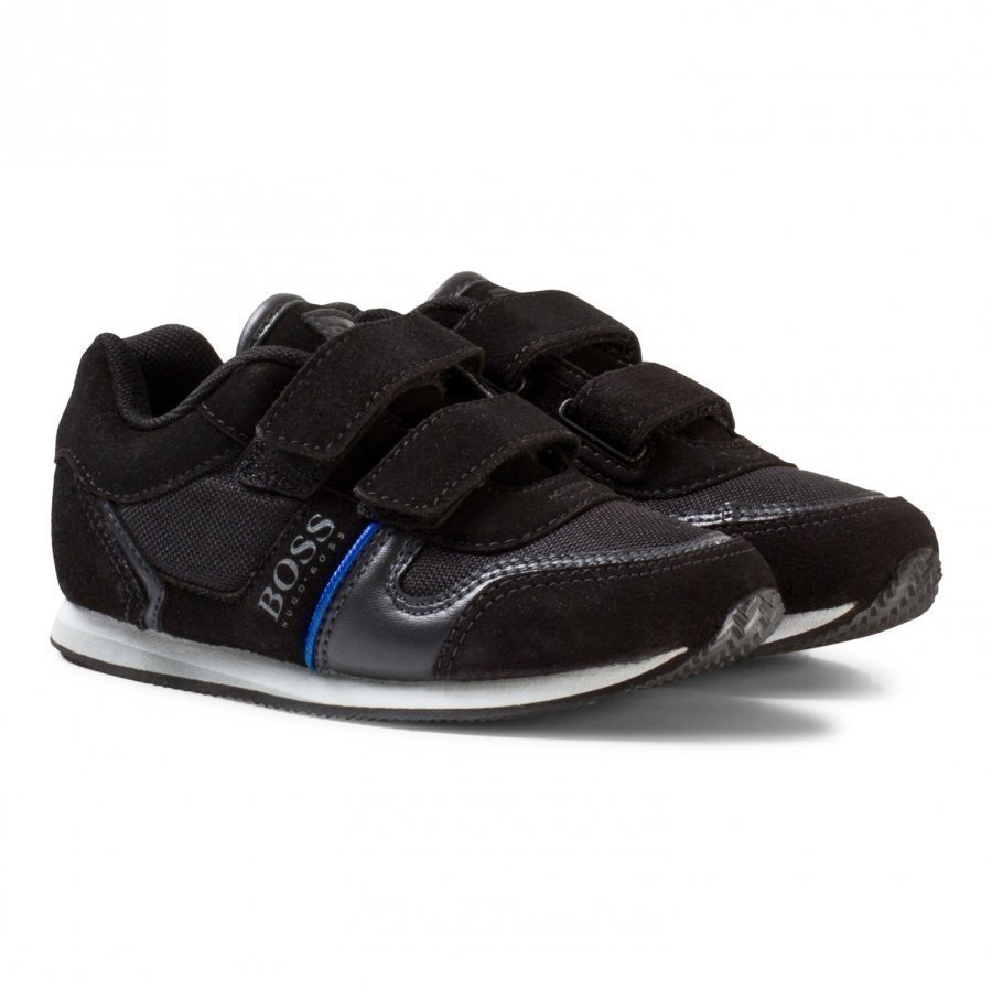 Boss Black Velcro Branded Trainers Lenkkarit