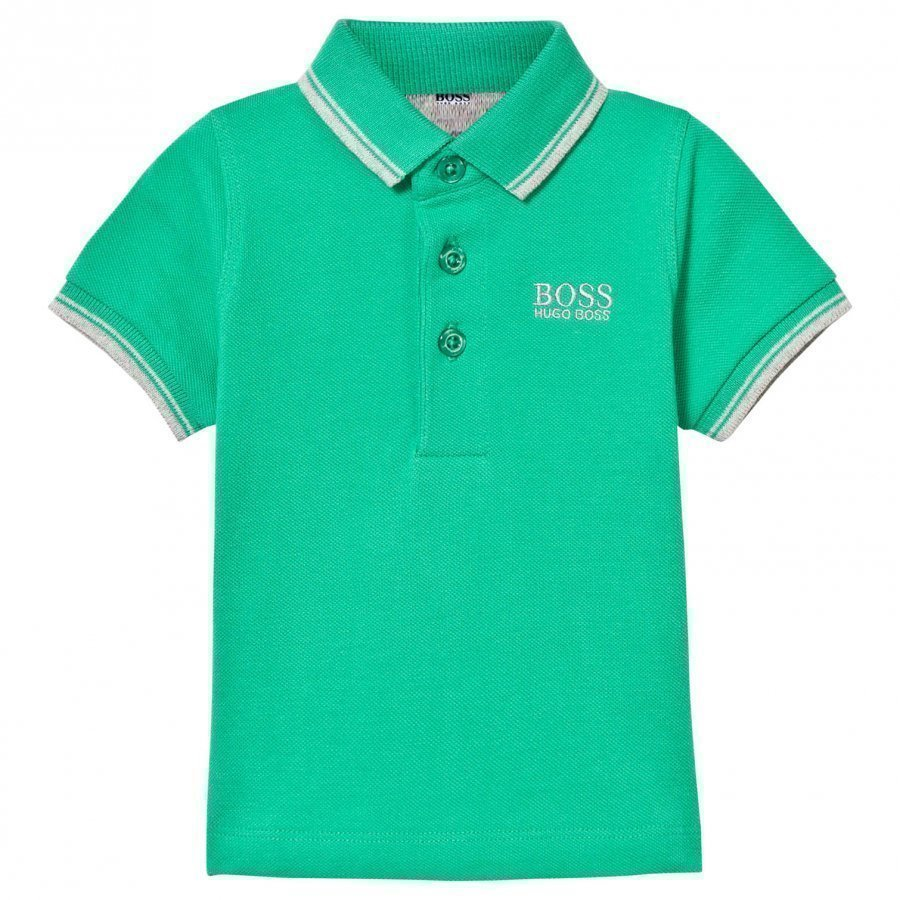 Boss Green Classic Branded Polo Pikeepaita