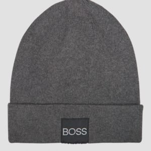 Boss Pull On Hat Hattu Harmaa