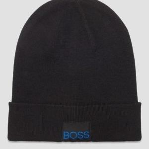 Boss Pull On Hat Hattu Musta
