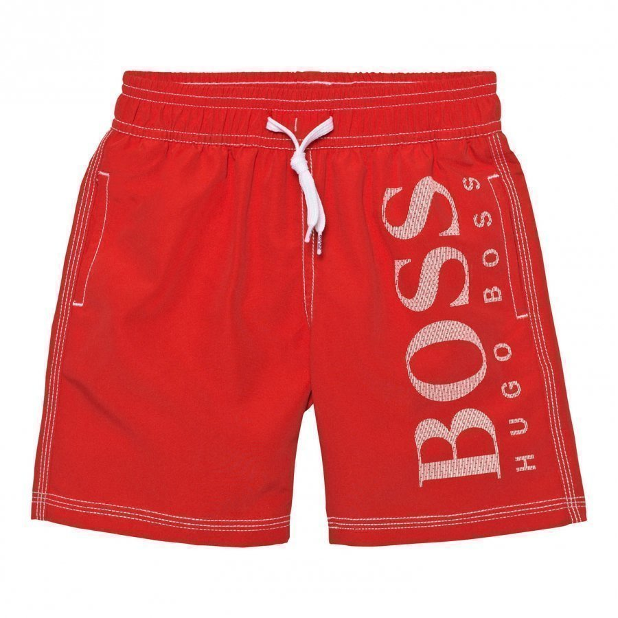 Boss Red Branded Swim Shorts Uimahousut