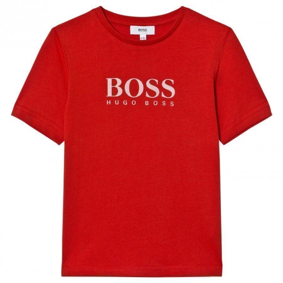 Boss Red Classic Branded Tee T-Paita