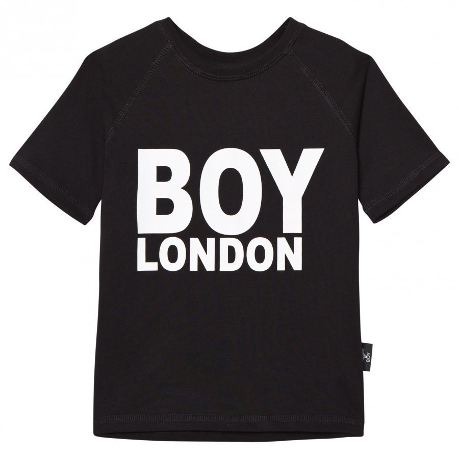 Boy London Tee White/Black T-Paita
