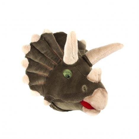 Brigbys Dinosauruspehmolelun Pää Seinälle Dinosaurus
