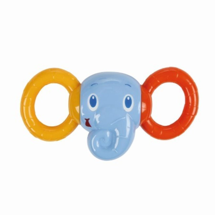Bright Starts Twist & Rattle Elefriend