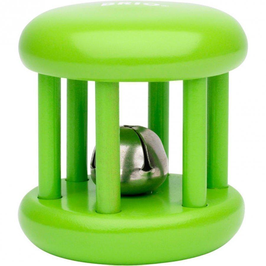Brio Bell Rattle Green Aktiviteettilelu