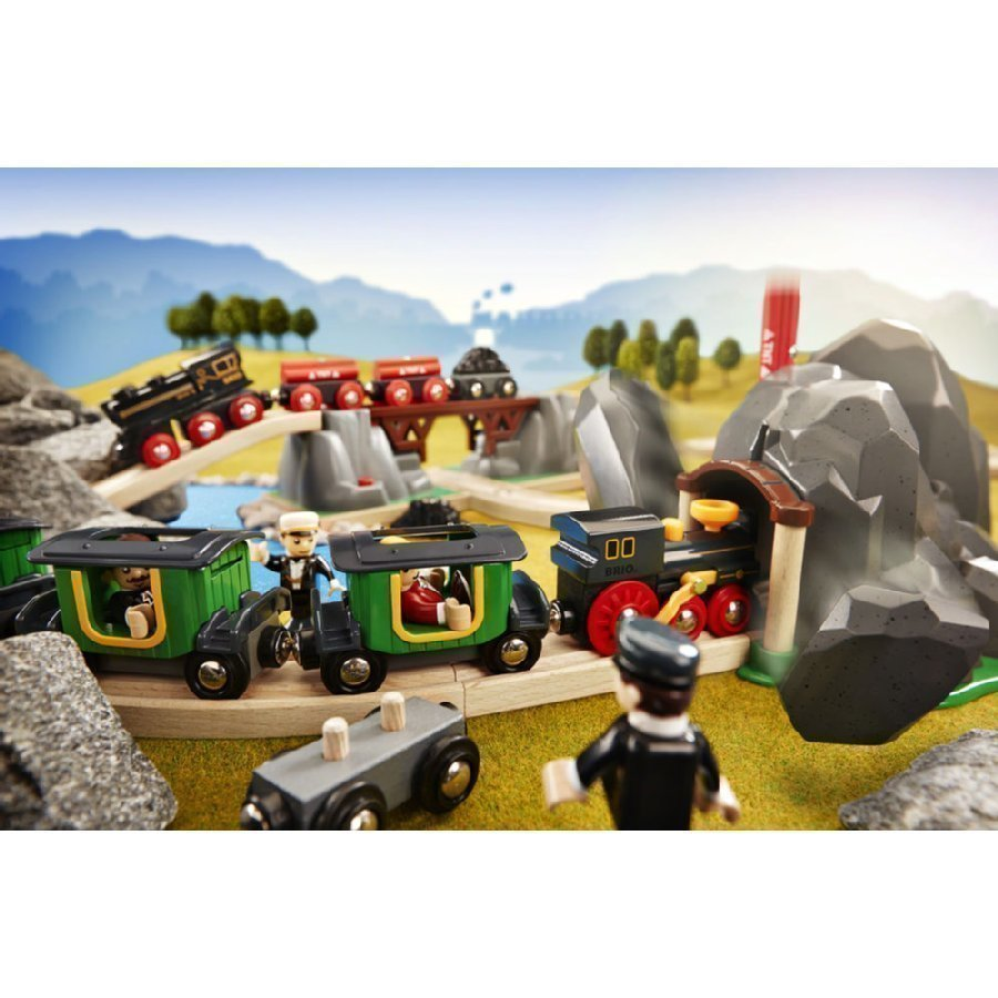Brio Builder Dynamite Action Tunneli 33352
