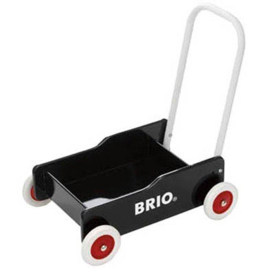 Brio Kävelyvaunu Musta 31351