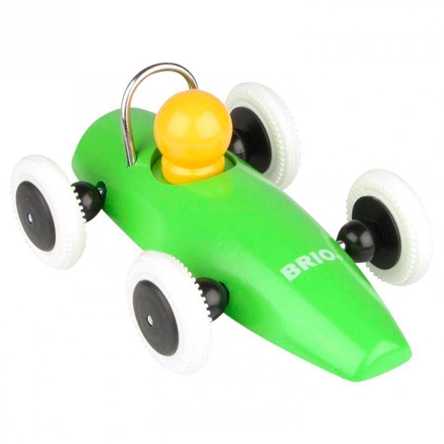 Brio Racer Car Green Leluauto