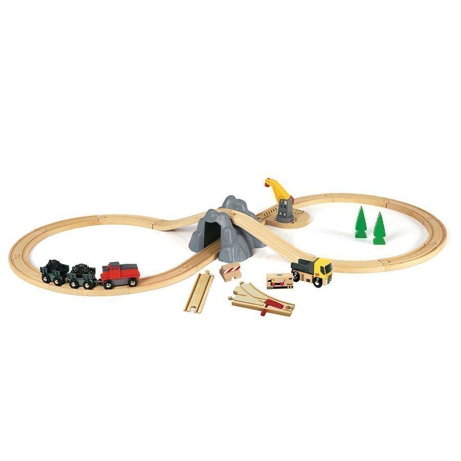 Brio Rautatie Ratasetti Kaivos 33167