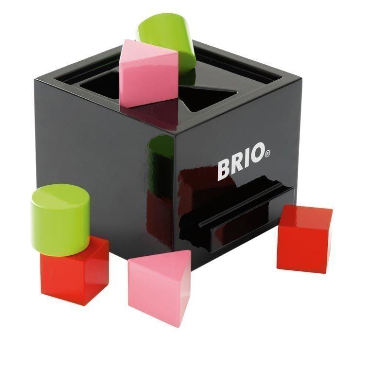 Brio Sorterings Box Aktiviteettilelu