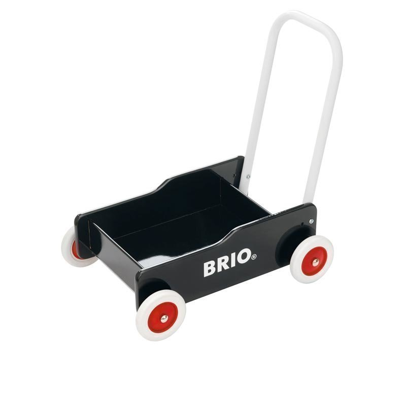 Brio Toddler Wobbler Black Kävelytuki