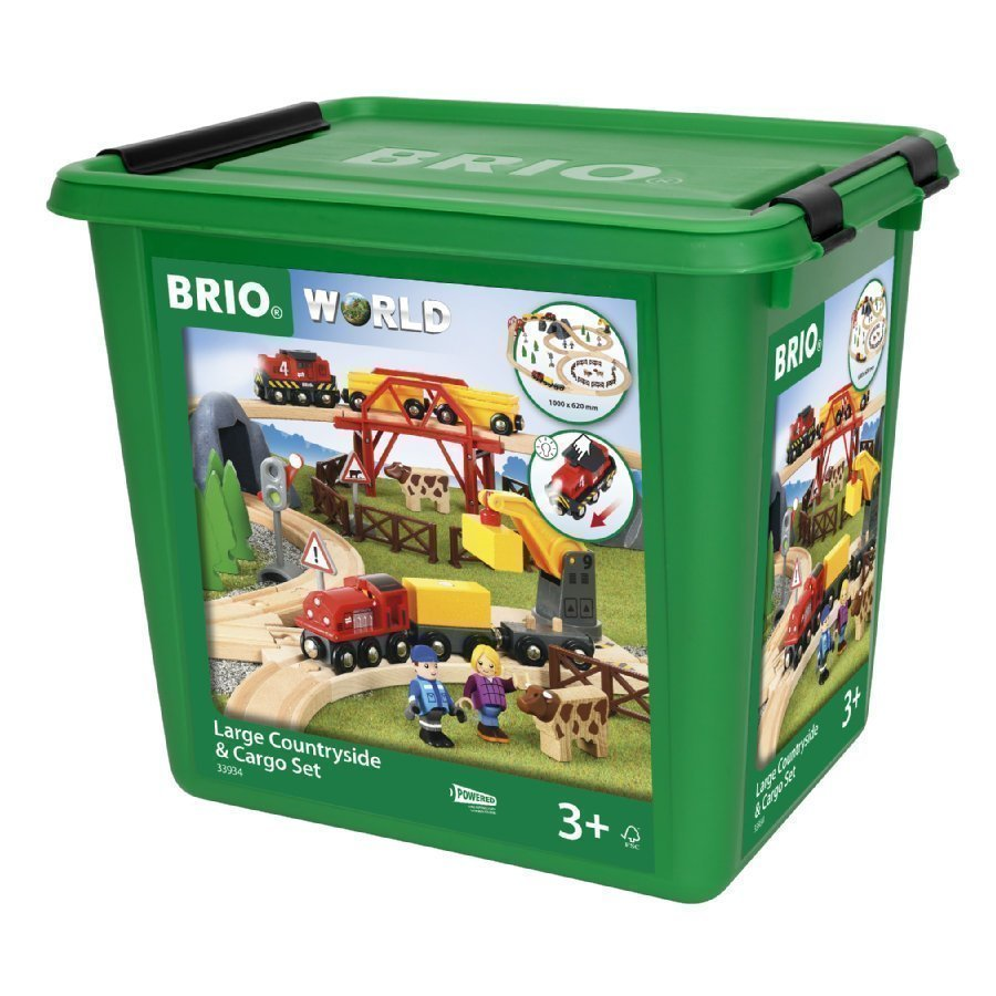 Brio World Iso Countryside & Cargosetti