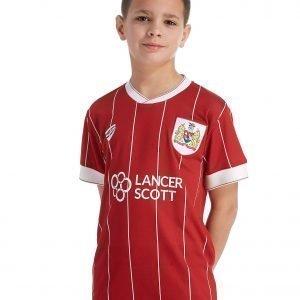Bristol Sport Bristol City Home 17 / 18 Shirt Punainen