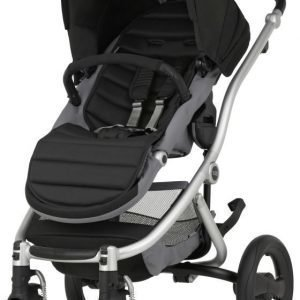 Britax Affinity 2 2016 Rattaat Silver/Cosmos Black Paketti