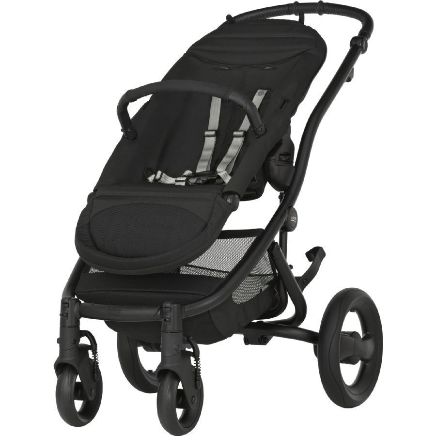 Britax Affinity 2 Base Model Black Lastenrattaat