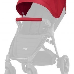 Britax B Agile / B Motion Kuomu Flame Red