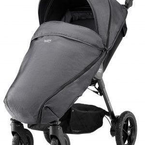 Britax B Motion 4 Matkarattaat Black Denim