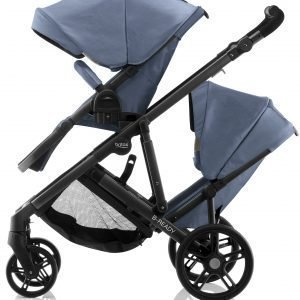 Britax B Ready Rattaat Blue Denim