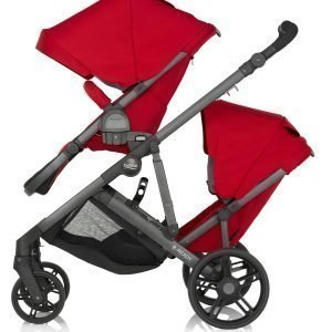 Britax B Ready Rattaat Flame Red