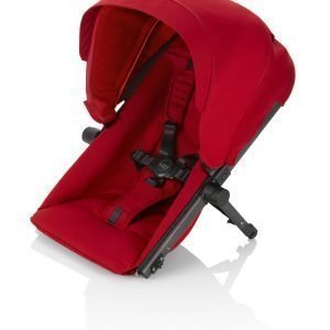 Britax B Ready Sisaristuin Flame Red