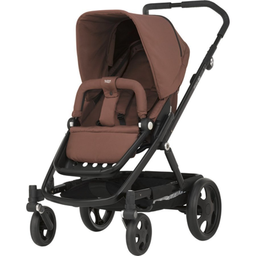 Britax Go Wood Brown Rattaat