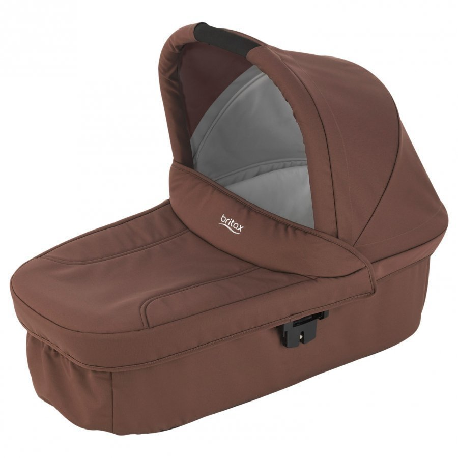 Britax Hard Carrycot Wood Brown Yhdistelmävaunut