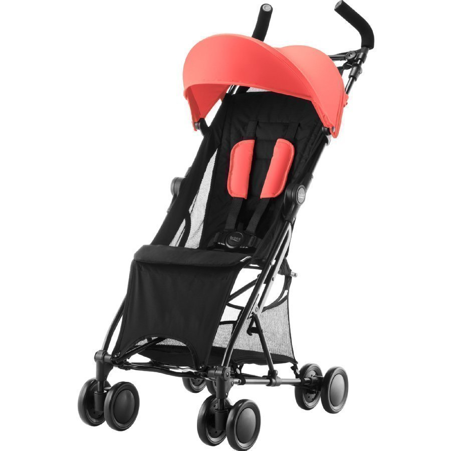 Britax Holiday Coral Peach Matkarattaat