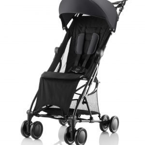Britax Holiday Matkarattaat Steel Grey