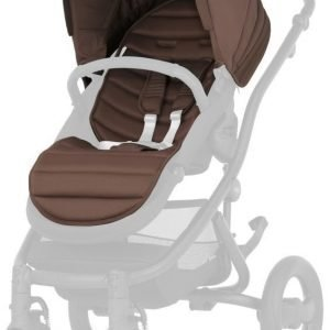 Britax Istuinosan kangaspäällinen Affinity Colour Pack 2016 Wood Brown