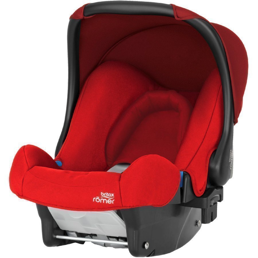 Britax Römer Baby Safe Flame Red Turvakaukalo