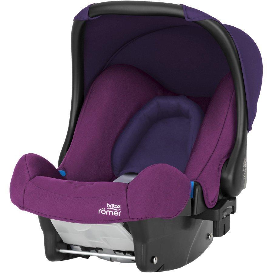 Britax Römer Baby Safe Mineral Purple Turvaistuin
