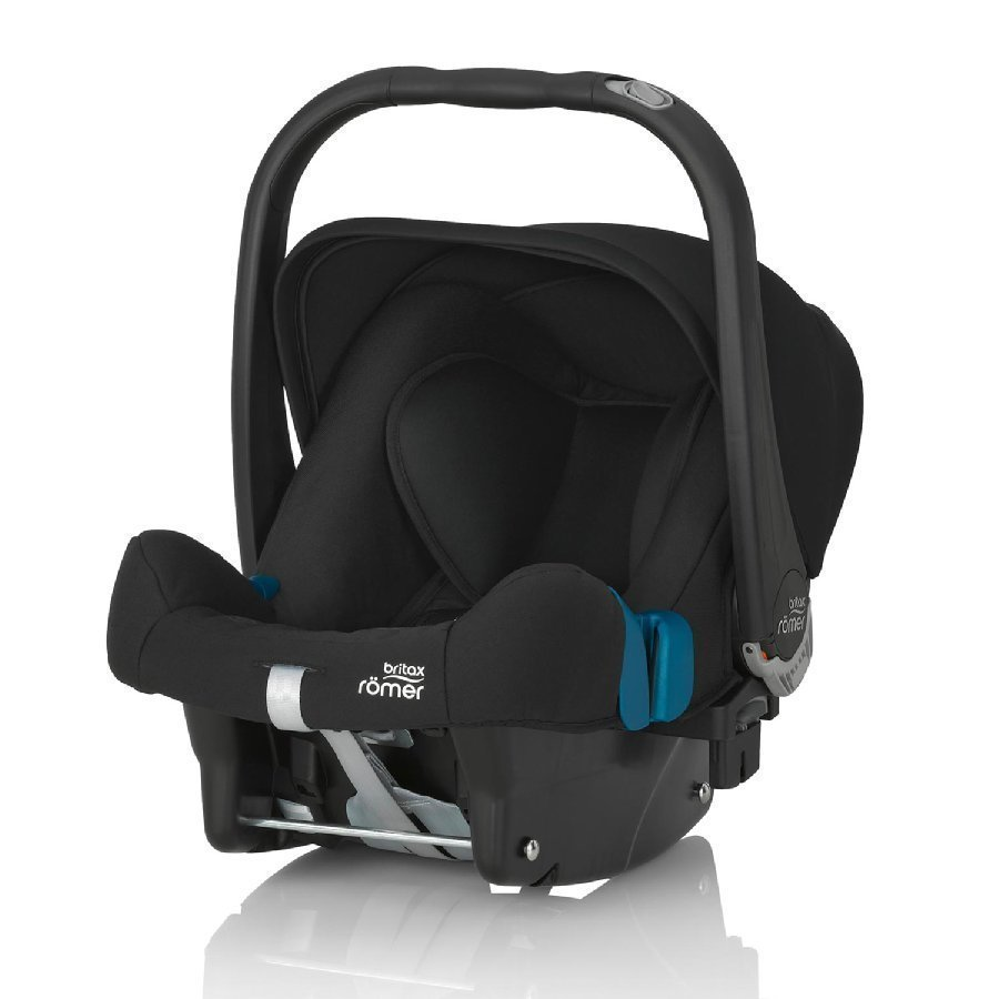 Britax Römer Baby Safe Plus Ii Cosmos Black Turvakaukalo