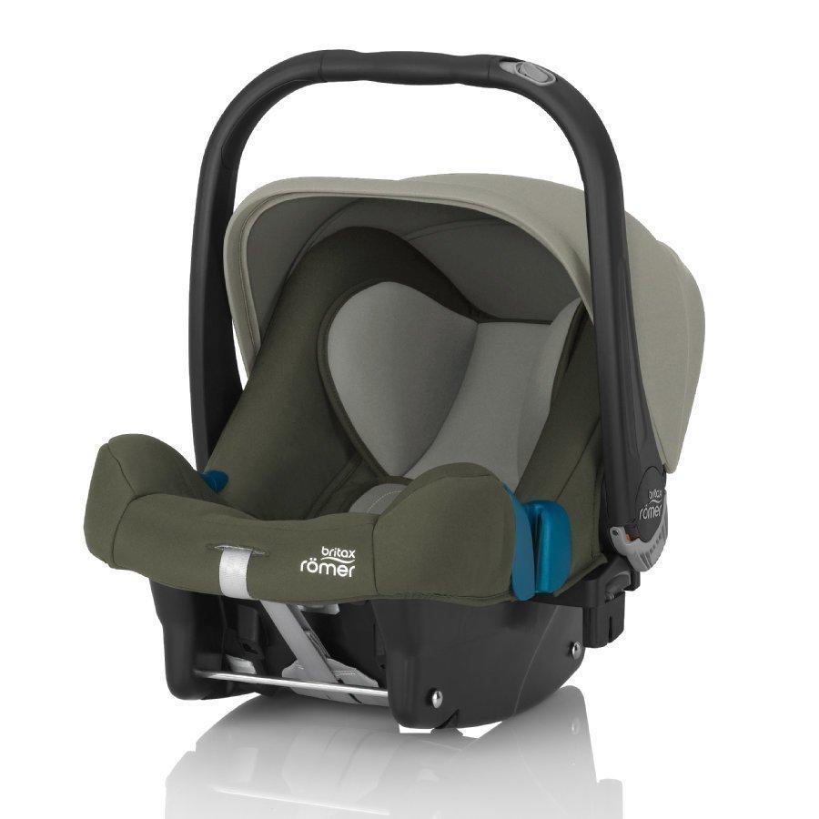 Britax Römer Baby Safe Plus Ii Olive Green Turvakaukalo