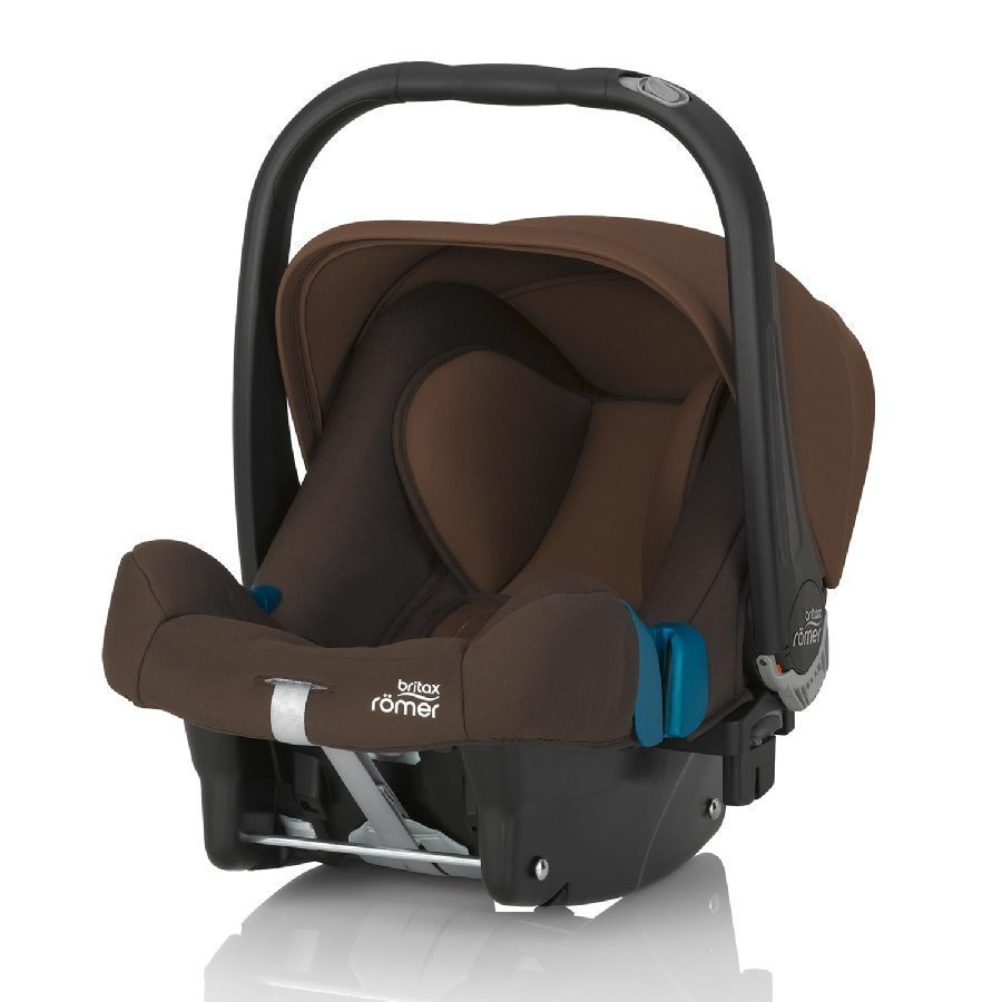 Britax Römer Baby Safe Plus Ii Wood Brown Turvakaukalo