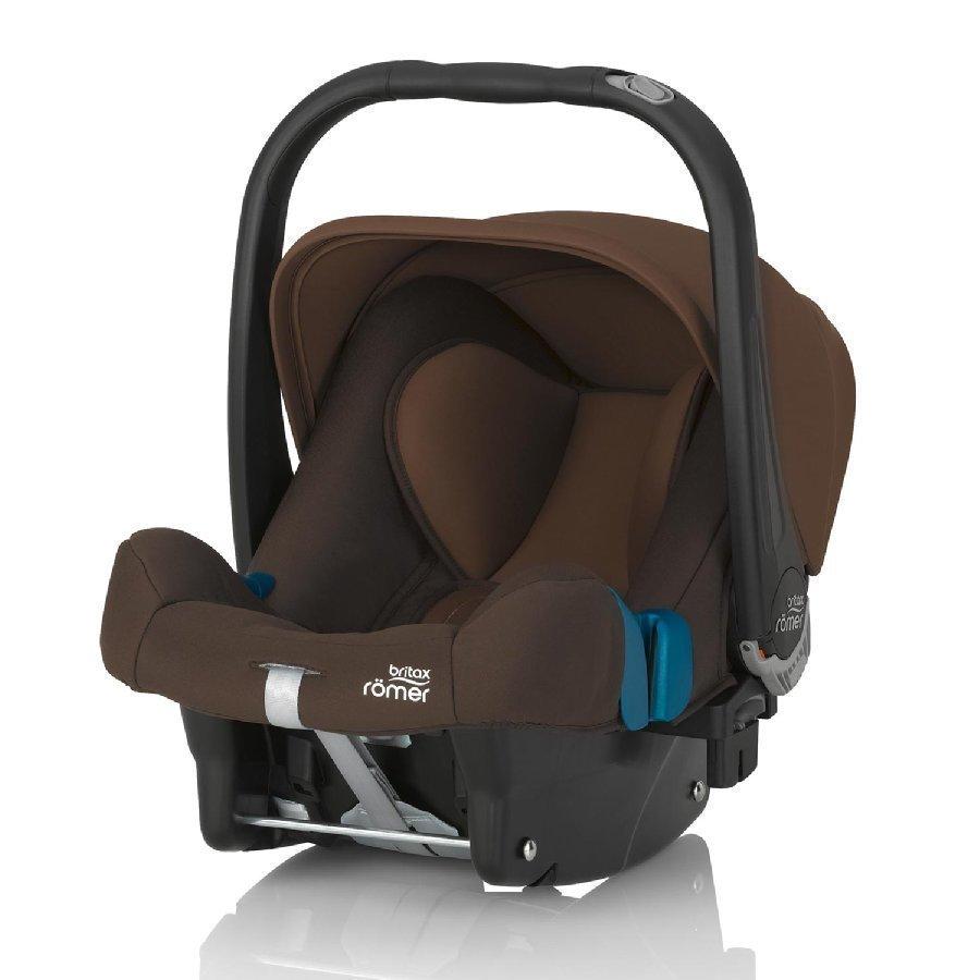 Britax Römer Baby Safe Plus Ii Wood Brown Turvakaukalo