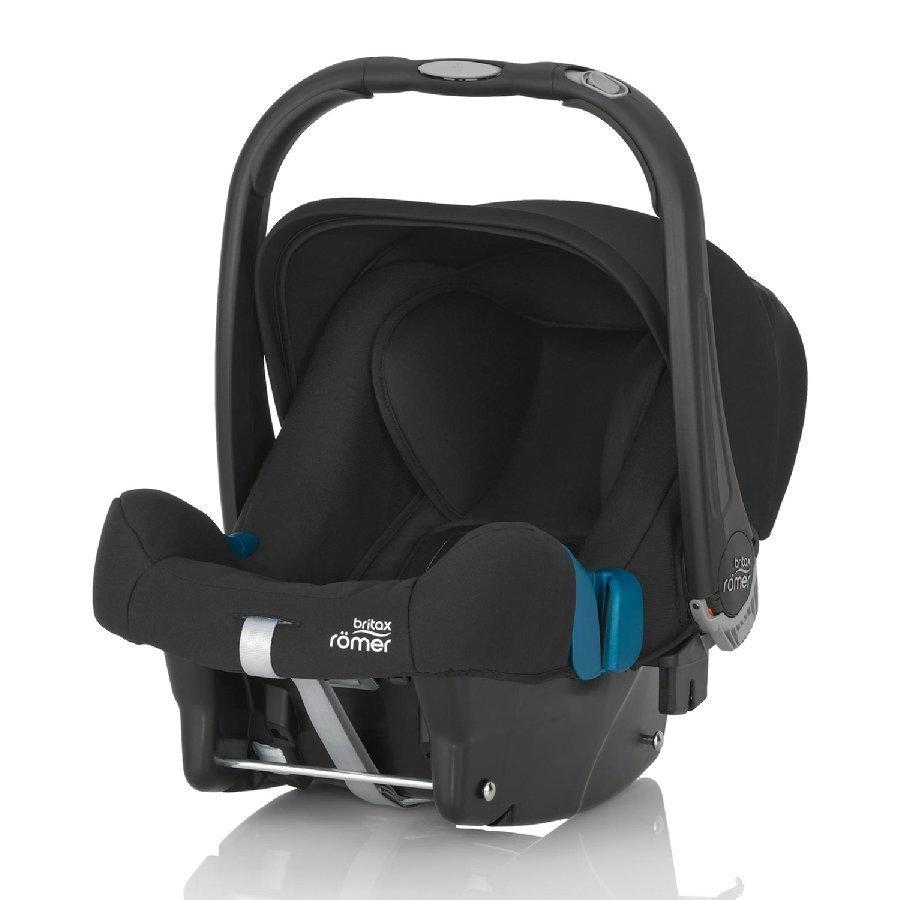 Britax Römer Baby Safe Plus Shr Ii Cosmos Black Turvakaukalo