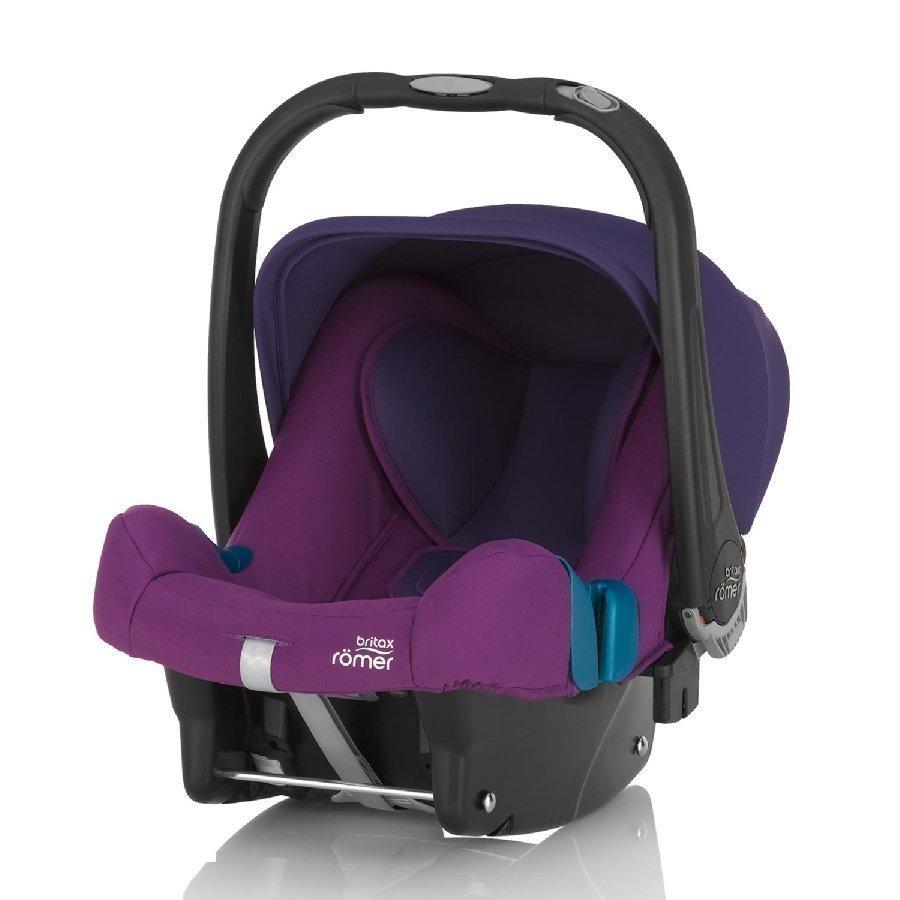 Britax Römer Baby Safe Plus Shr Ii Mineral Purple Turvakaukalo