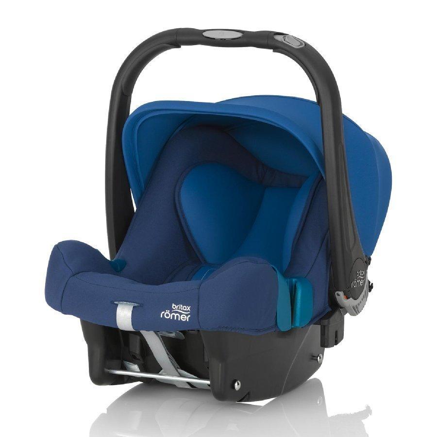 Britax Römer Baby Safe Plus Shr Ii Ocean Blue Turvakaukalo