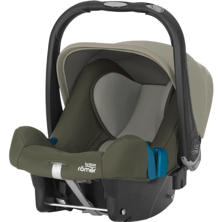 Britax Römer Baby Safe Plus Shr Ii Olive Green Turvakaukalo