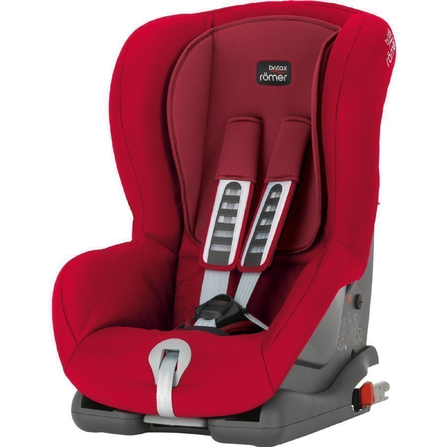Britax Römer Duo Plus Flame Red Turvaistuin