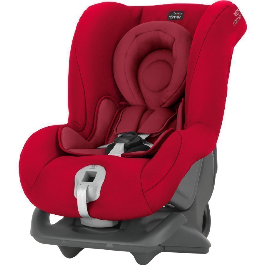 Britax Römer First Class Plus Flame Red Turvaistuin