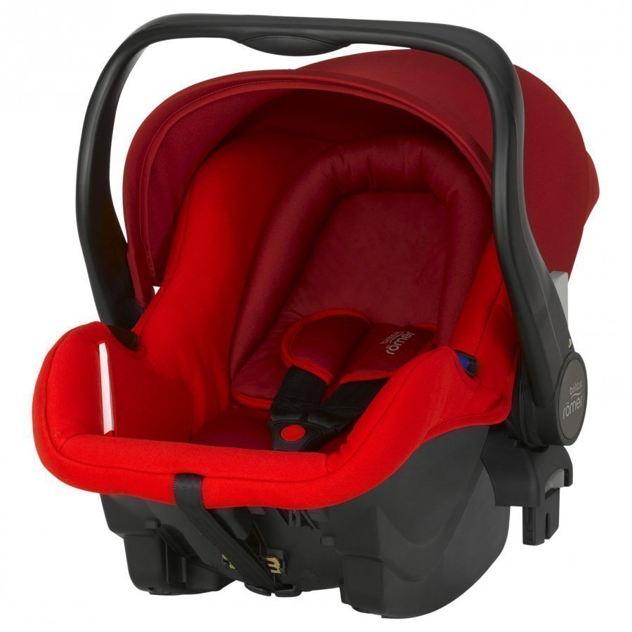 Britax Römer Primo Flame Red Turvakaukalo 0-13 Kg