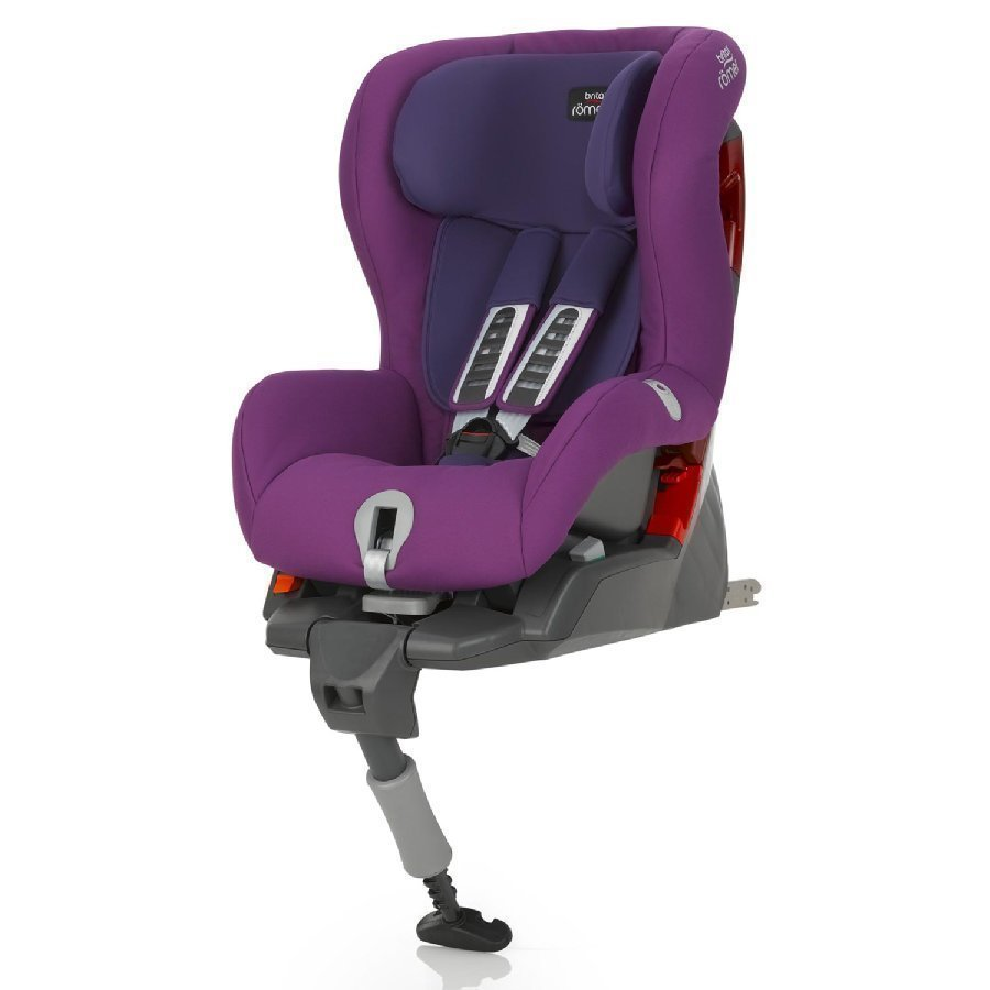 Britax Römer Safefix Plus Mineral Purple Turvaistuin