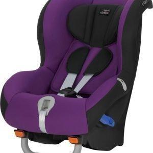 Britax Römer Selkä menosuuntaan asennettava turvaistuin Max Way 2016 Black/mineral purple