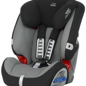Britax Römer Turvaistuin Multi Tech II 2016 Steel Grey