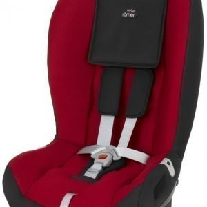 Britax Römer Turvaistuin Two Way 2016 Flame Red