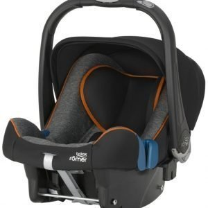 Britax Römer Turvakaukalo Baby Safe Plus SHR II 2016 Black Marble