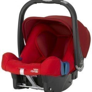 Britax Römer Turvakaukalo Baby Safe Plus SHR II 2016 Flame Red