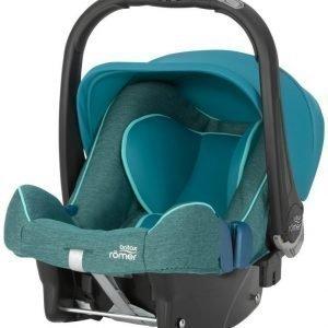 Britax Römer Turvakaukalo Baby Safe Plus SHR II 2016 Green Marble